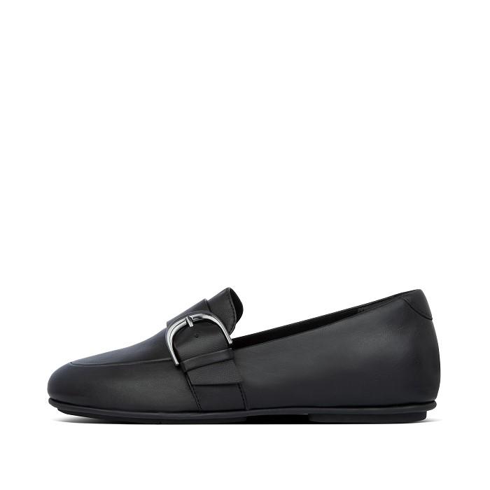 [핏플랍]Womens Lisbet Leather Loafers여성화/스니커즈/로퍼/슬립온