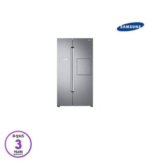 삼성전자 냉장고 815L (리얼메탈) RS82M6000SA