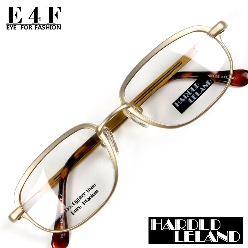 국산 고급 수제 우드 티타늄 콤비 안경테 명품 대나무 남성 여성 패션 금속테 안경