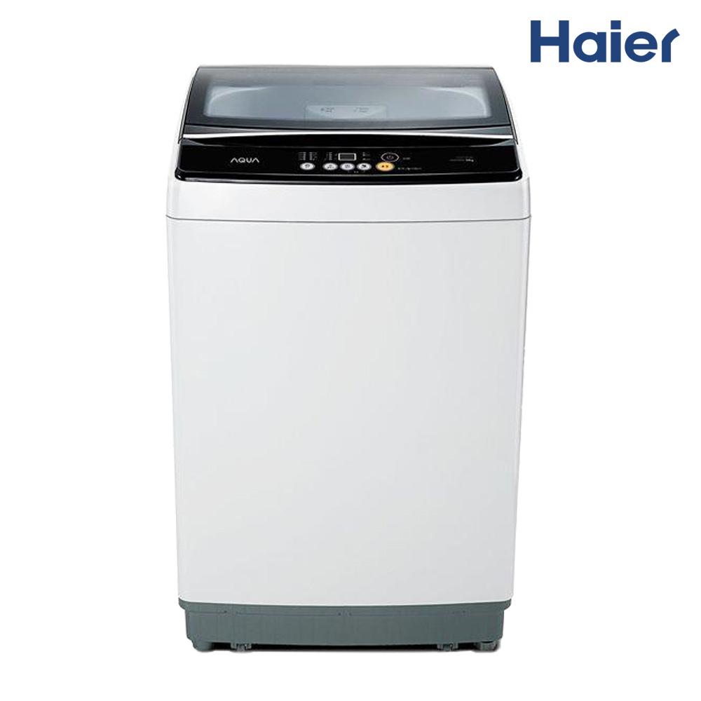 하이얼 아쿠아 10kg 소형 통돌이 일반 세탁기 AWM100X 설치배송 EP