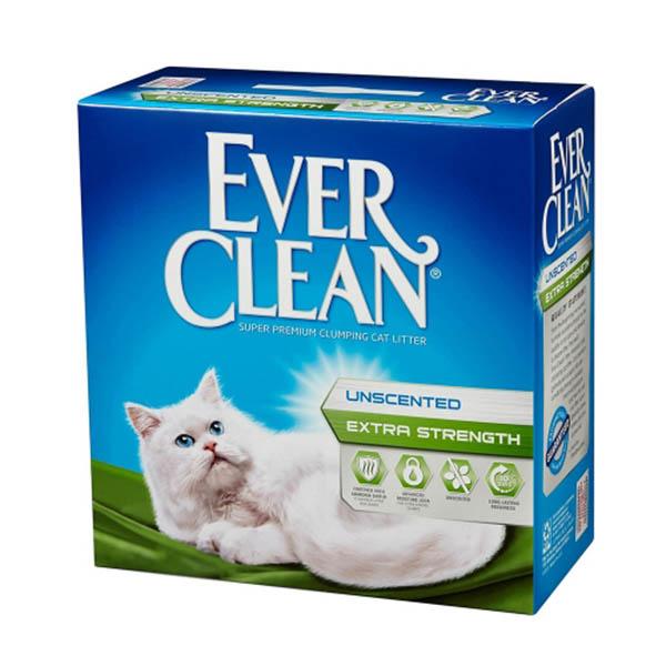 에버크린 ES 언센티드 고양이 모래 무향, 6.35kg, 1개