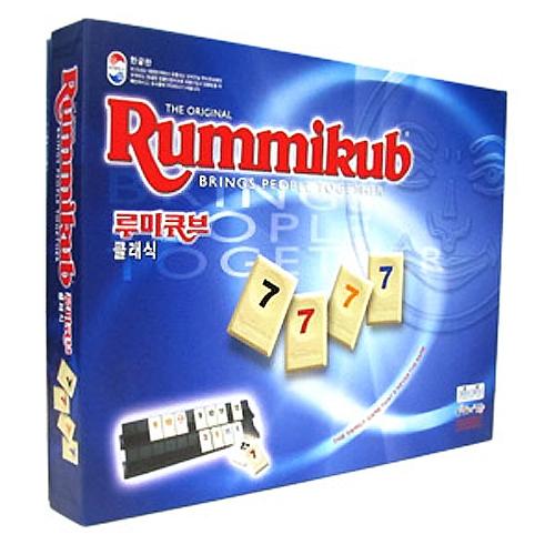[지여우] 루미큐브 클래식-박스 (6개입)