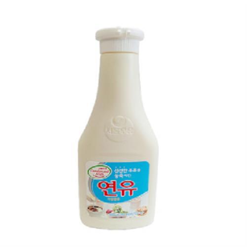 빙수/디저트용 서울우유 가당 튜브연유, 단일상품