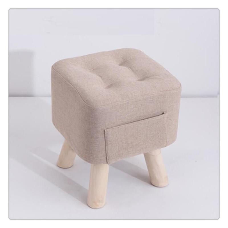 티피 패브릭 의자 가정용 패션 크리에이티브 소파 거실 벤치, C