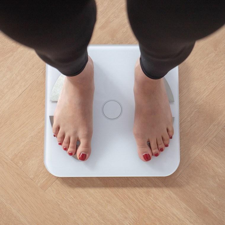 BMI도 척척 다이어트 필수템 인바디 체지방체중계, 단일 색상, 인바디 체중계