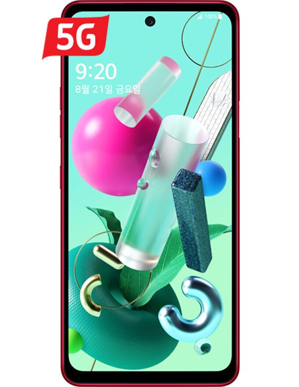 KT신규 엘지Q92 5G LM-Q920NK-128G 공시/슈퍼슬림55, 단일상품, 단일상품