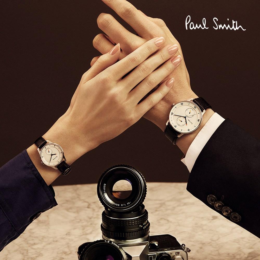 폴스미스 커플 가죽시계 BH2-014-10 BZ1-919-10 백화점AS정품