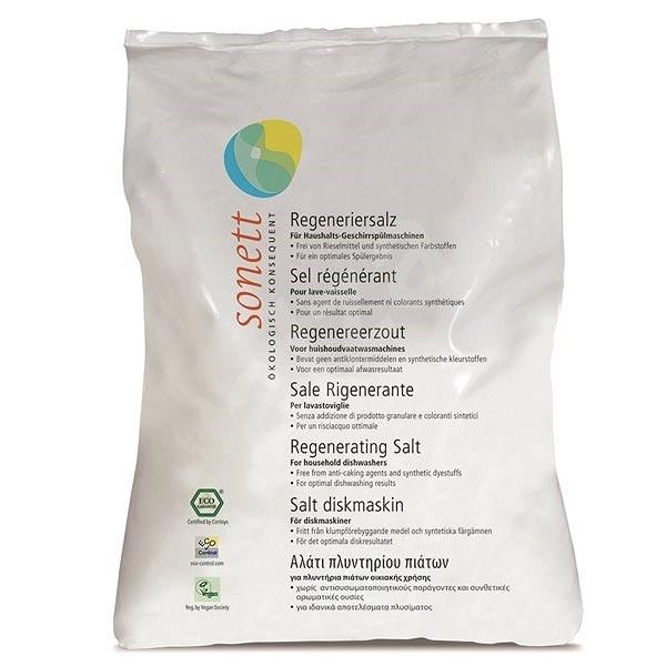 소네트 천연 식기세척기 소금 2kg, 단일상품