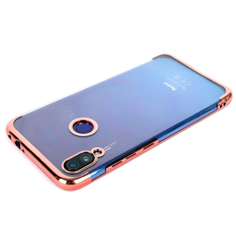 샤오미 홍미 노트7 컬러 라인 케이스 휴대폰