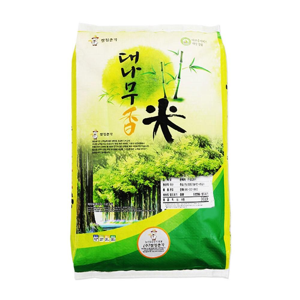 쌀집총각 2020년산 햅쌀 대나무향미 15kg 기간 상품, 1개, 대나무향미15kg