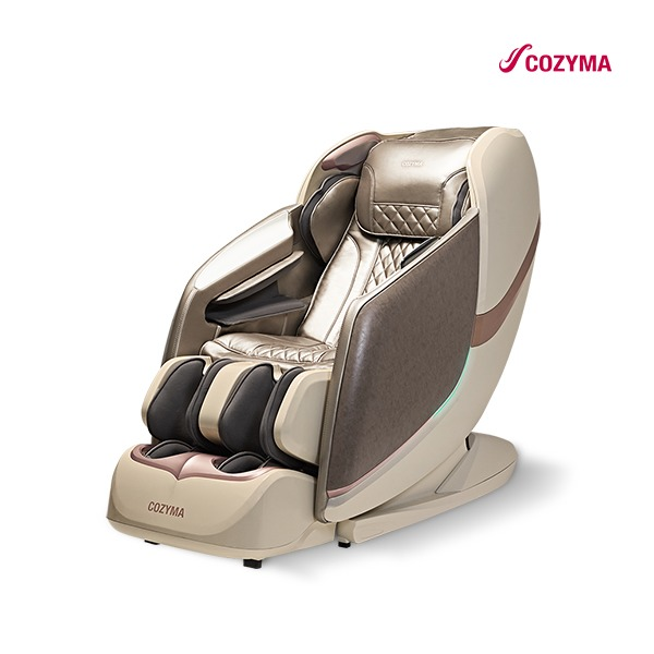 [코지마] 장윤정의 안마의자 오딧세이 골드에디션 CMC-X3500 + 전용카페트, 상세 설명 참조