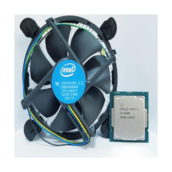 인텔 코어i5-10세대 10400F 코멧레이크S (벌크+쿨러), 단일상품
