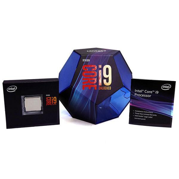 [정품]인텔 코어 i9-9900K 커피레이크 리프레시, 선택하세요