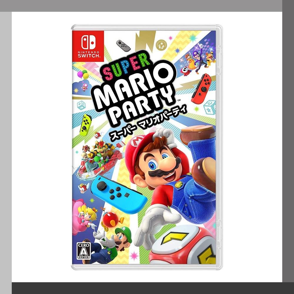 닌텐도 슈퍼 마리오 파티 - Switch, B07DPDDP5V