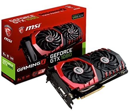 3.예상수령일 2-6일 이내 MSI TWINFROZR VI 쿨링 시스템 탑재 그래픽 카드 GeForce GTX 1080 GAMING X 8G, 상세 설명 참조0