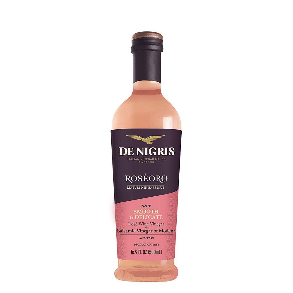 데니그리스 로즈오로 와인 비니거 스무스 & 델리케이트, 1개, 500ml