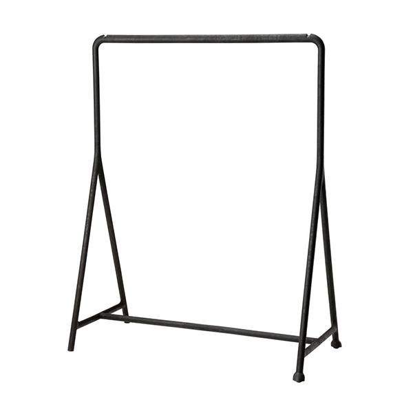 IKEA 이케아 행거 옷걸이 블랙 TURBO 투르보 117x59cm, 단품