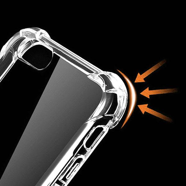 에어 케이스 LG Q51 Q61 투명 범퍼 방탄 젤리