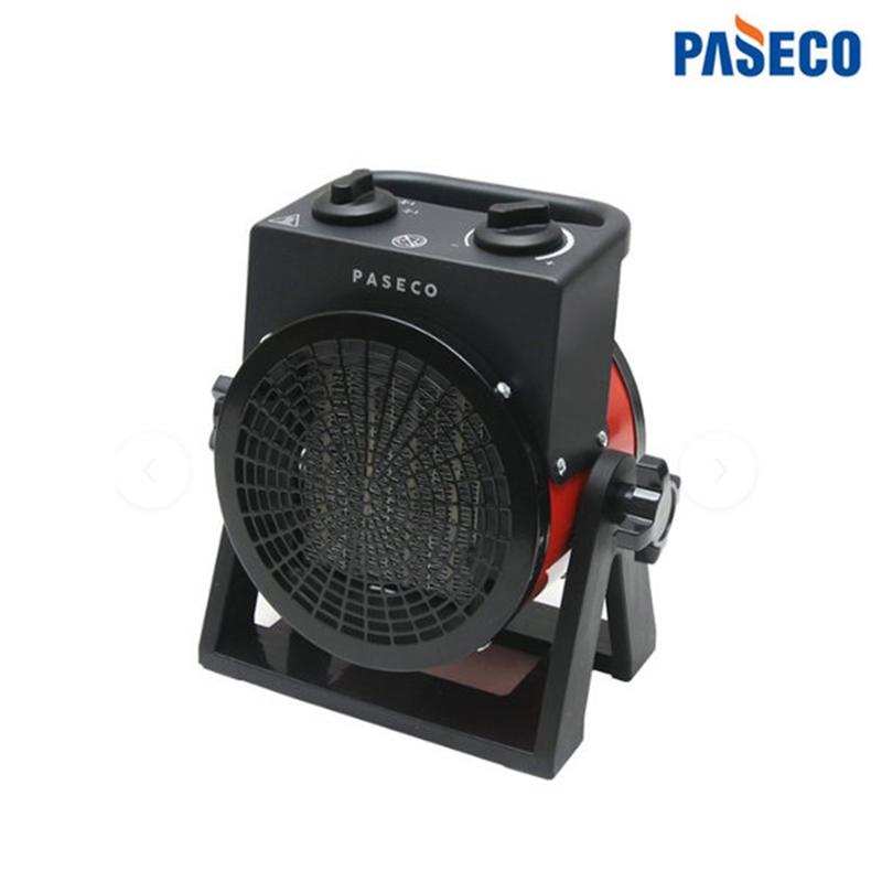 파세코 PTC 팬히터 전기히터 온풍기 전기난로, 팬히터 PPH-3K 온풍기 전기난로 1개