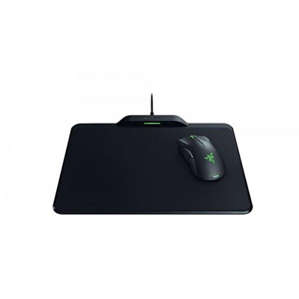Razer Mamba HyperFlux 무선 게임용 마우스 및 마우스 패드 : 16 000 DPI 광학 센서-Chroma RGB 조명-9 개의, 단일상품, 단일상품