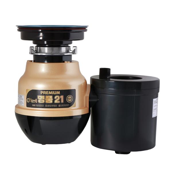 명품21 프리미엄 황금맷돌 음식물처리기 사은품증정 (무료설치) (POP 4387426727)