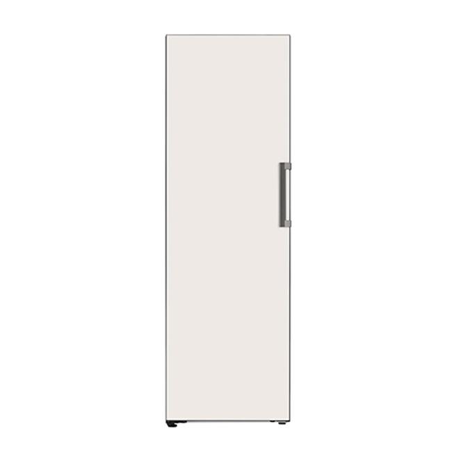 LG전자 오브제컬렉션 Y320GB 컨버터블 냉동고 미스트 글라스 베이지, 연결안함