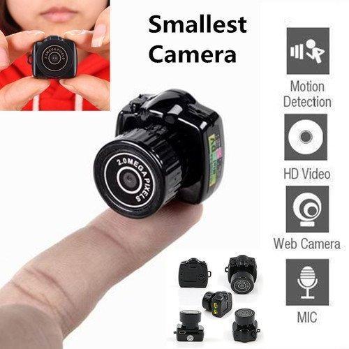 2.0메가픽셀 Y2000 초미니 카메라 초소형 미니 액션캠