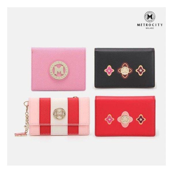 [메트로시티(핸드백)] [메트로시티] [균일가] 여성지갑 78 000원 득템찬스! 카드지갑