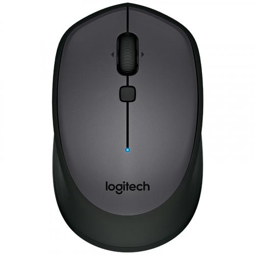 로지텍 M336 무선 블루투스 마우스 컴팩트 오피스 비즈니스 맥북 노트북 맥 애플, 본문참고, 선택 = M336 검정 공식 표준