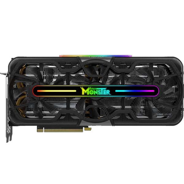 이엠텍 HV 지포스 RTX 3070 BLACK MONSTER OC D6 8GB