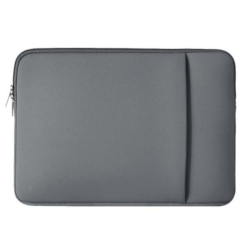 삼성 갤럭시북 플렉스 13 15인치 다용도 수납 파우치 가방, 그레이
