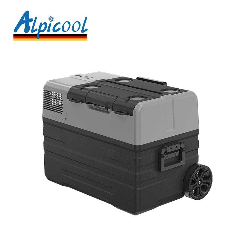 ALPICOOL 차량용 미니냉장고 42L (독일콤퓨), 단품