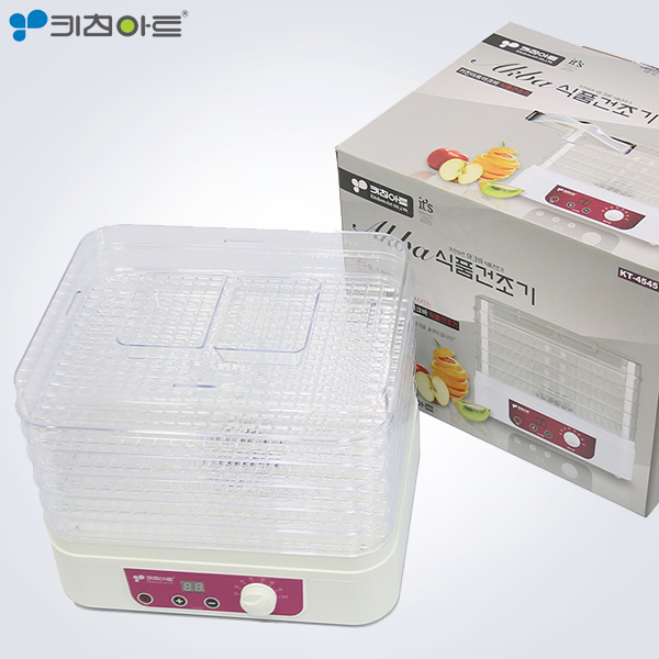 키친아트 식품건조기 5단 KT-4545, 단일상품
