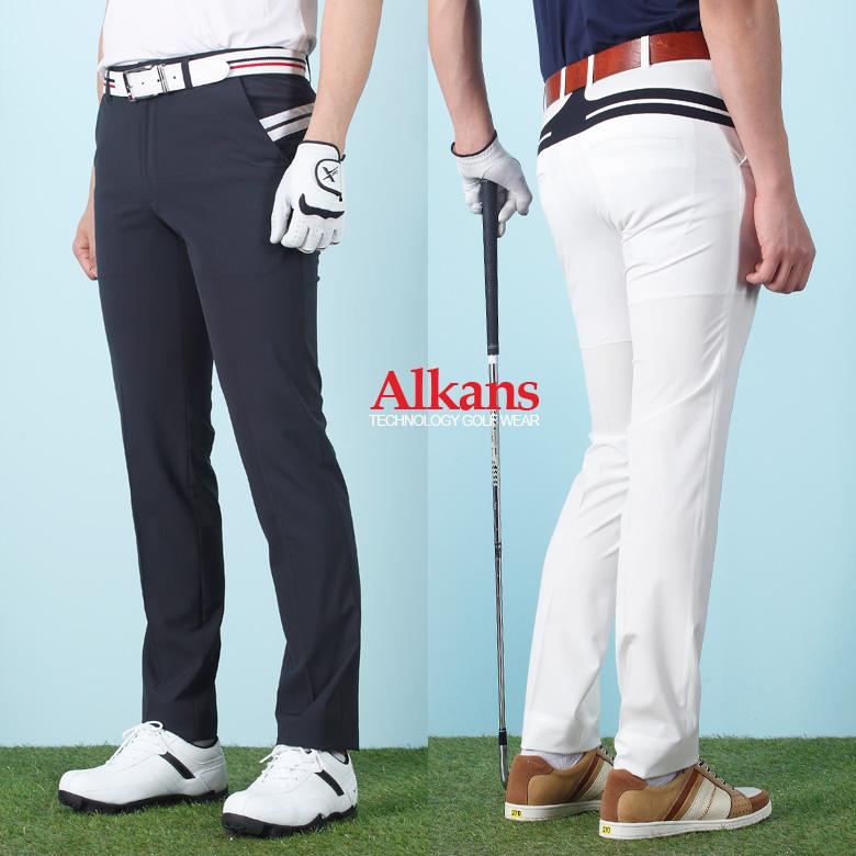 알칸스 남성용 봄여름 골프바지 남자 골프웨어 골프복_SM20