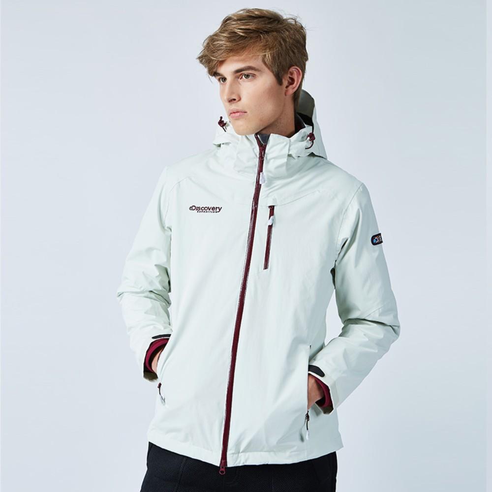 디스커버리 점퍼 바람막이 보온 방풍 등산 재킷