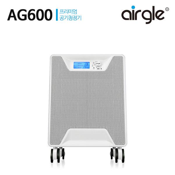 기술력의 산실 미국특허 [에어글] 프리미엄 공기청정기 AG600