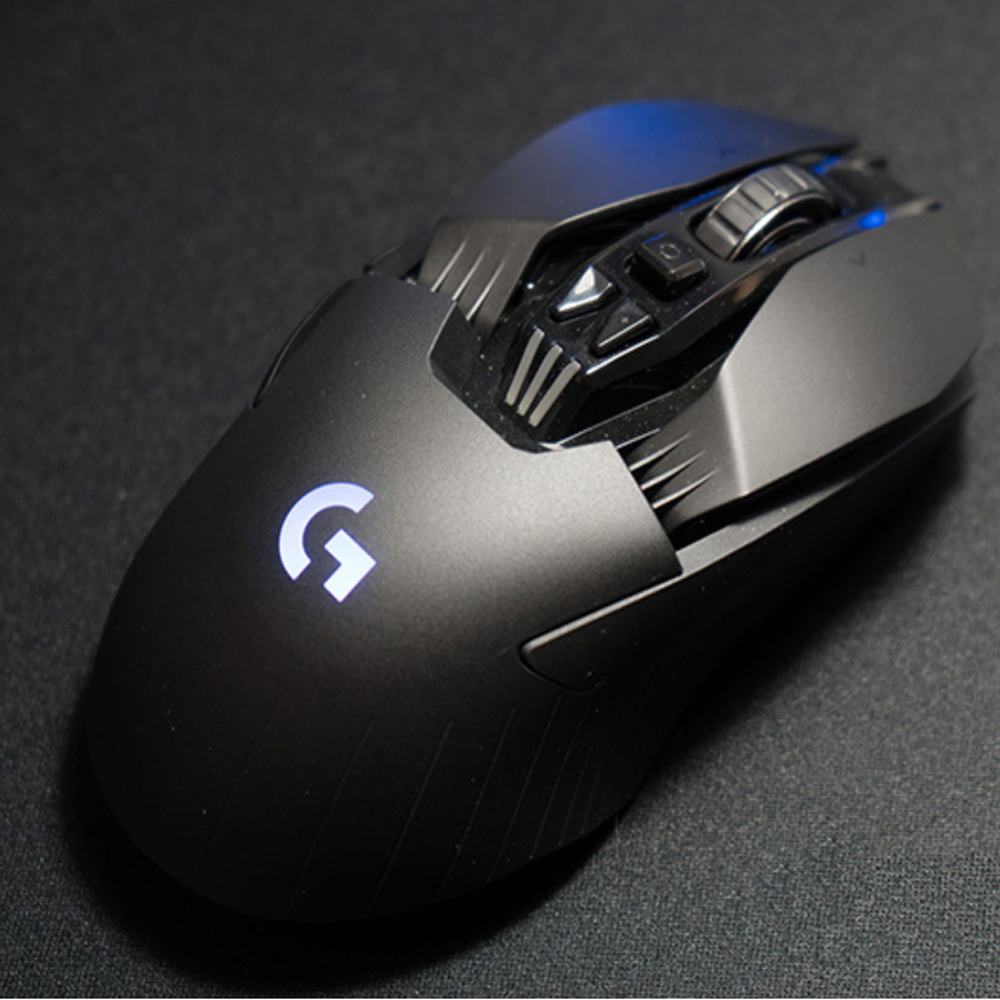 로지텍 G903 HERO 라이트스피드 무선 게이밍 마우스 (벌크 정품), 블랙, G903 HERO 벌크
