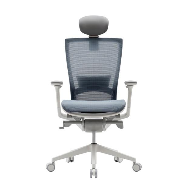 (시디즈 T50 air 시리즈 TN520HLDA 에어 의자 (화이트쉘) 레드 시디즈/화이트쉘/시리즈/레드/에어/의자, 단일 색상