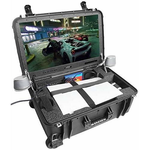 Case Club Waterproof PlayStation 5 (Disk or Digital) Portable/1544635, 상세내용참조, 상세내용참조