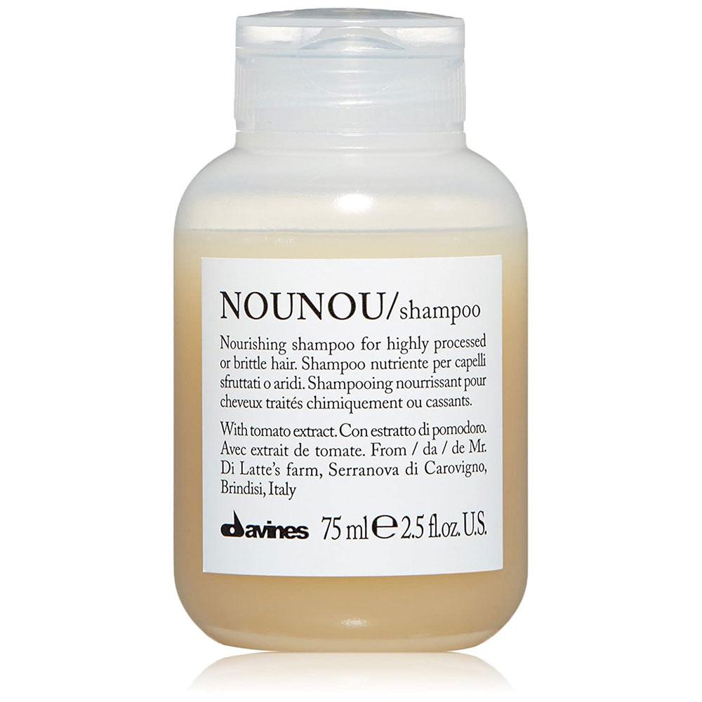 Davines 다비네스 누누 샴푸 Nounou Shampoo 75ml 2개, 1개