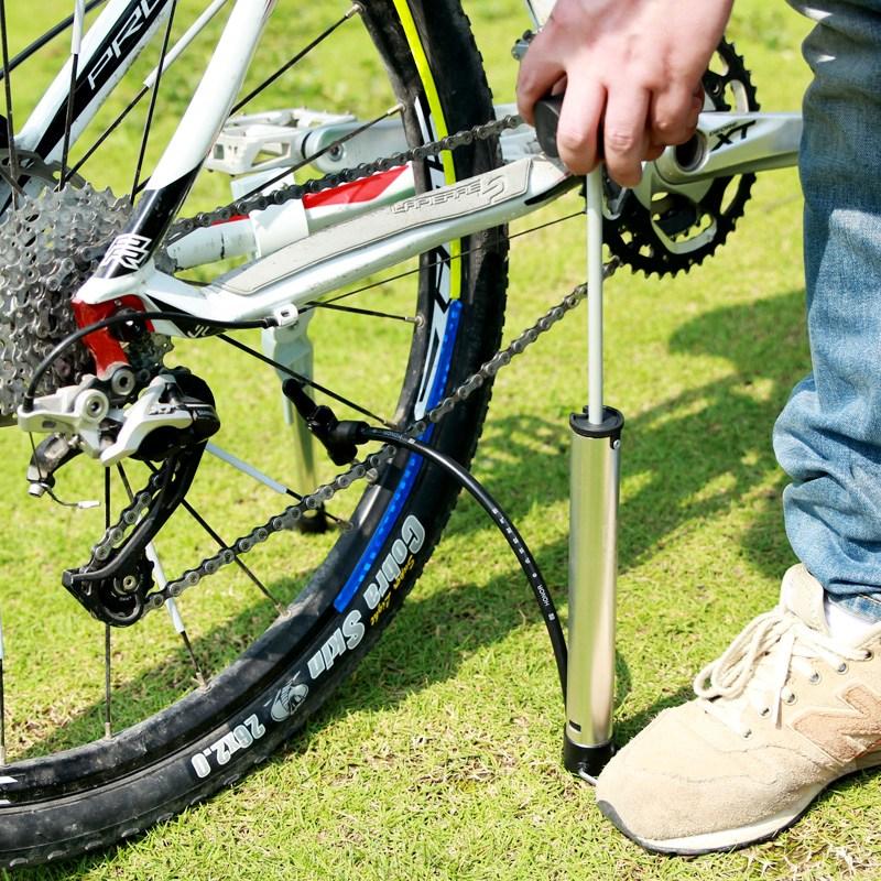 정품 giant 자이언트 자전거 미니 펌프, B 형 알루미늄 합금 휴대용 펌프