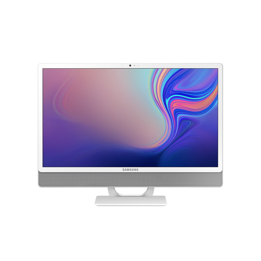 삼성전자 올인원PC DM530ABE-L14A (Celeron 60.5cm WIN10 SSD128G)화이트, celeron 4205U / DDR4 4GB /M.2 SSD 128G / WIN10, 올인원5 DM530ABE-L14A