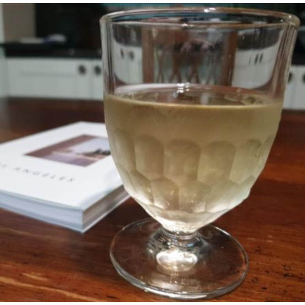 프랑스 라로쉐 아르투아 고블렛 안깨지는 낮은 와인잔 뱅쇼 데일리 홈술, 본품