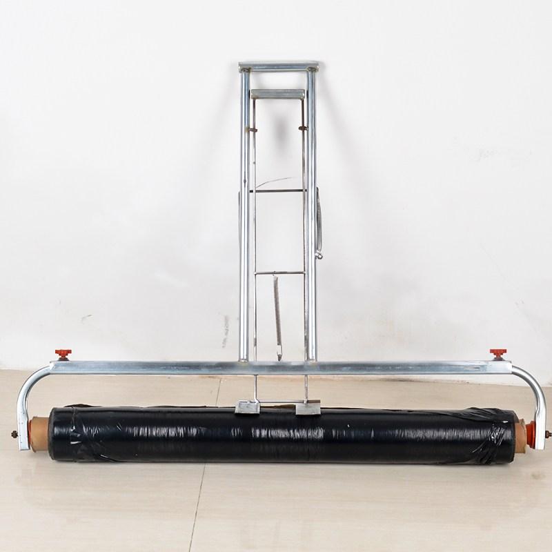 휴대용 비닐 피복기 멀칭기 무동력 수동 코팅 씌우기, 1m-1.5m (POP 5435051170)