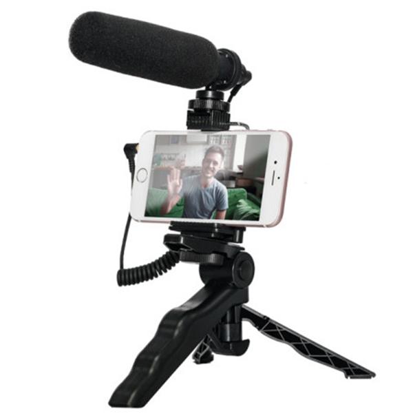 [당일발송] 보미마이크 유튜브 1인방송 개인방송 마이크 세트