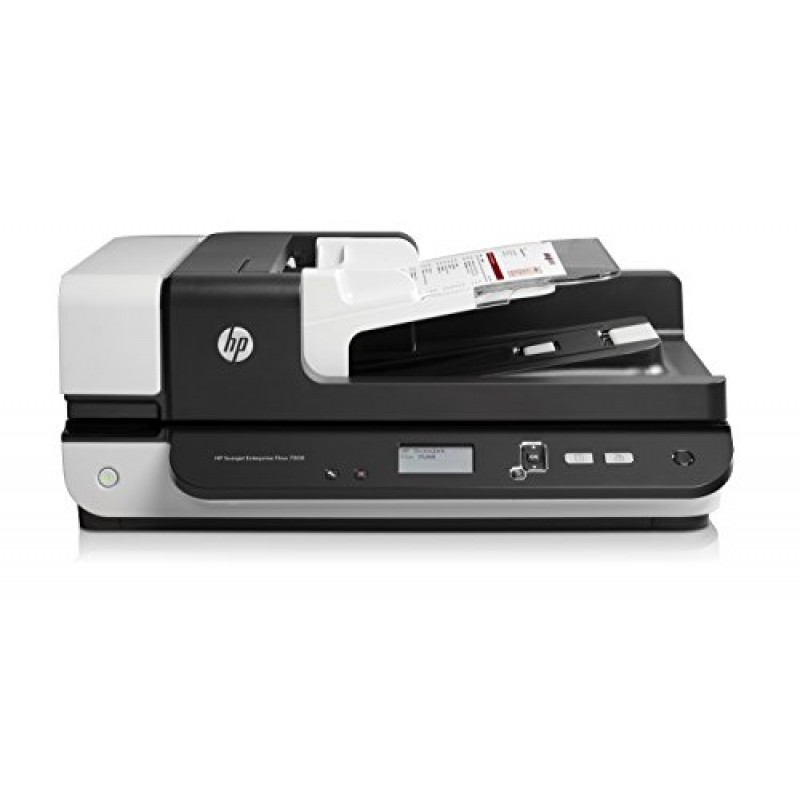 HP Scanjet Enterprise Flow 7500 평판 스캐너 (L2725B), 단일옵션