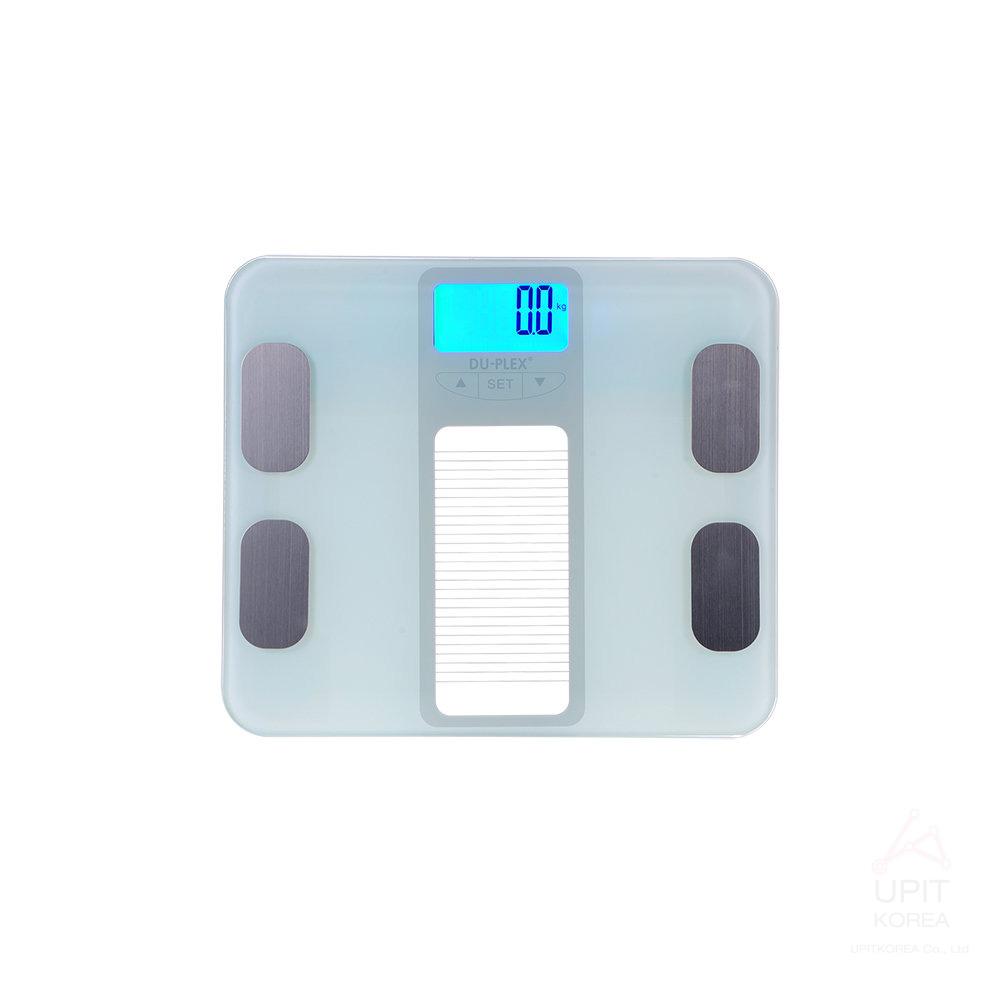 몸무게측정기 듀-프렉스 가정용 체지방 체중계_0272, 기본, 기본