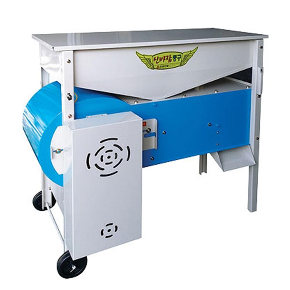 금성산업 선별기 GS-110 들깨겸용 풍구 콩 잡곡 곡물, 단품