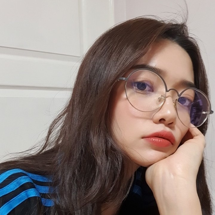 RECOAT 블루라이트 차단 뿔테 투명 안경테 100% 시력 보호 패션 안경 테 연예