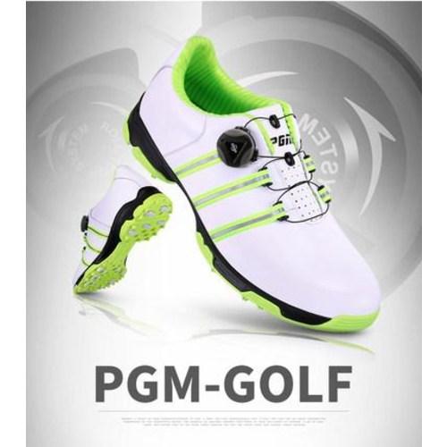 타이거우즈골프화 - 타이거우즈 조던 발볼넓은 골프화 PGM 첫 336원!골프화 남자 진피 방수 회전화